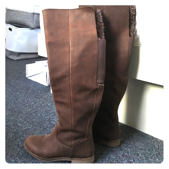 Make me an offer 😊 Leather Lucky Brand ATK Boots
